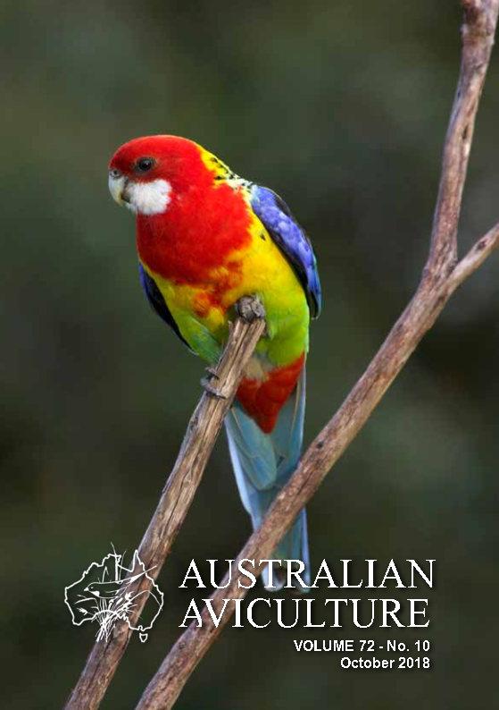 Journal – Avicultural Society of Australia